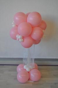 Ballonboom zachtroze