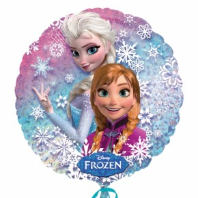Frozen | Anna & Elsa Folie ballon