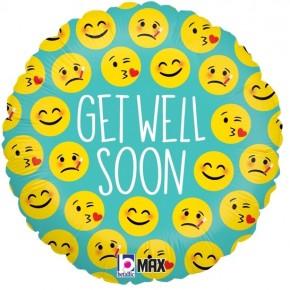 Get well soon | Folie ballon