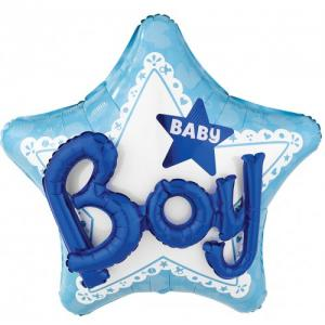 Boy ballon 3D | Folie ballon