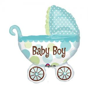 Baby Boy | Geboorte Folie ballon